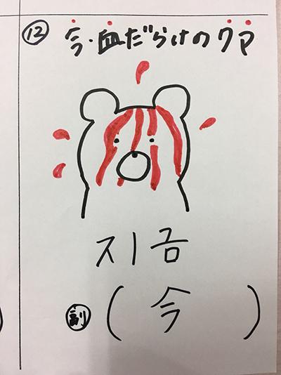 今(インパクト単語帳)