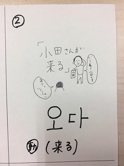 来る(インパクト単語帳)