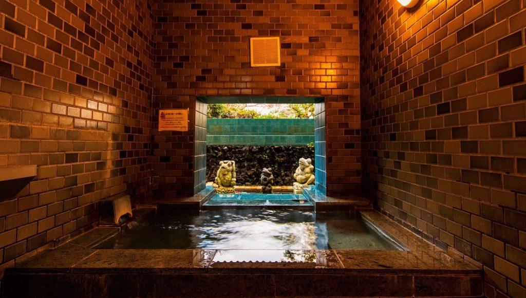 アンダリゾート風呂