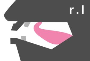 r.l舌の動き(口蓋図)